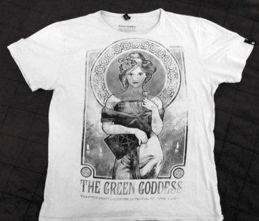 Absinth-Shirt